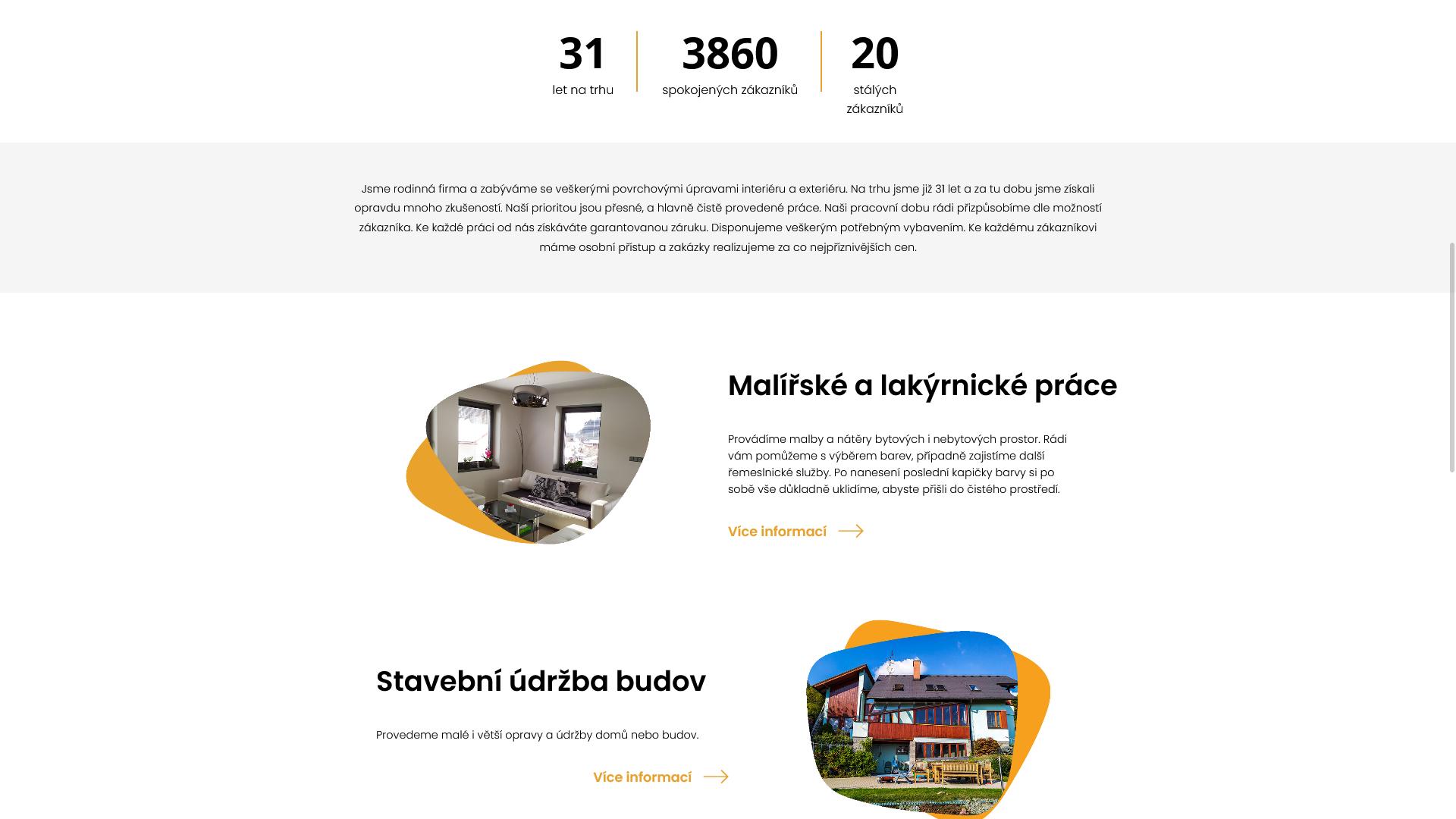 Nové webové stránky UNIMAL.cz